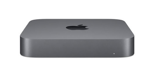 Test Mac mini 2018