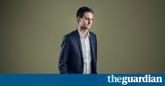 Snapchat boss Evan Spiegel on the app that made him one of the world's youngest billionaires | Technology | The Guardian