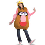 Deluxe Mr or Mrs Potato Head Costume