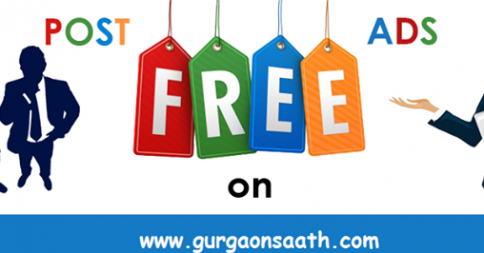 Post Free Ads on Gurgaonsaath and Reach Millions Instantly