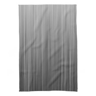 Black & White Speed Hand Towel