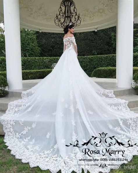 Sexy Detachable Cathedral Train Mermaid Wedding Dresses