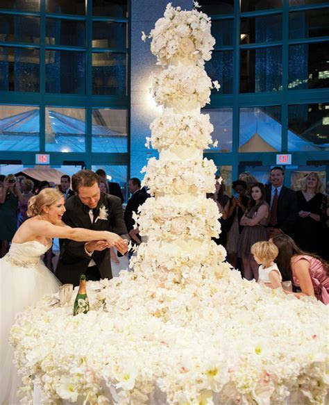 The Best Wedding Cakes of 2014   HuffPost