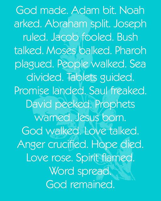 Bible50Words