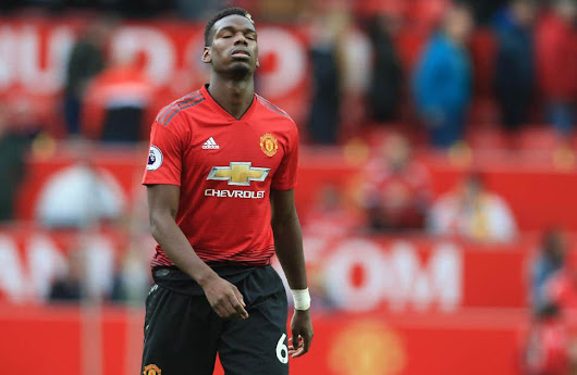 Paul Pogba uges Manchester United to 'attack, attack, attack' at Old Trafford after losing fear factor at home