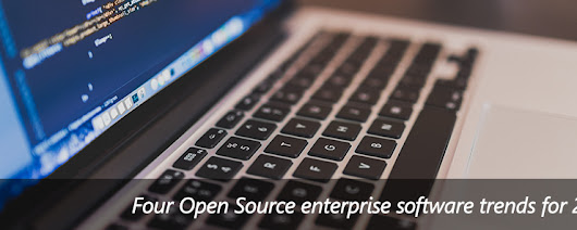 4 Open Source Enterprise Software Trends for 2018