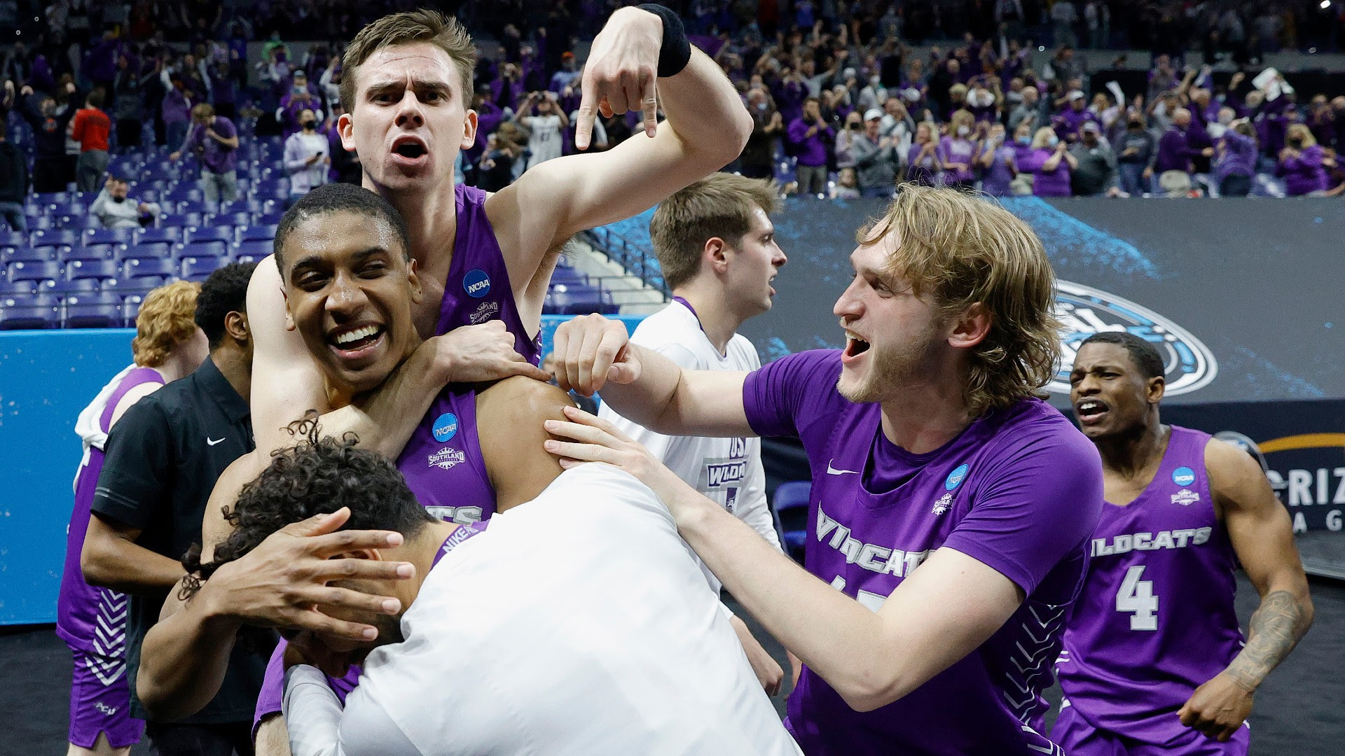 14 seeds in Sweet 16: How Abilene Christian's March Madness run compares to past Cinderellas