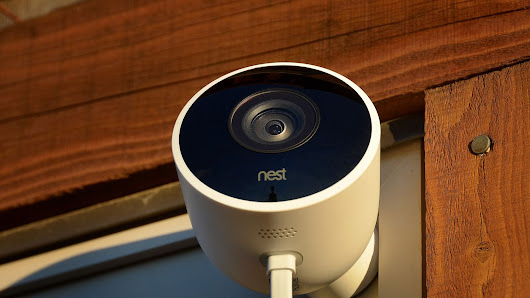 Nest reportedly announcing 4K security camera later this month