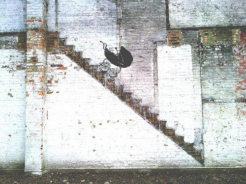 New Banksy in Chicago!