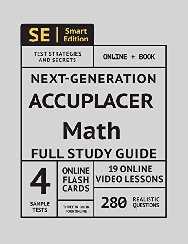 Download: ACCUPLACER Math Full Study Guide: Complete Math ...