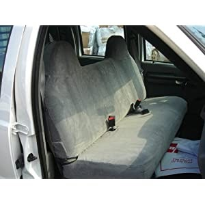 Exact Seat Covers F236 V7 1999 2007 Ford F250 F550 Front