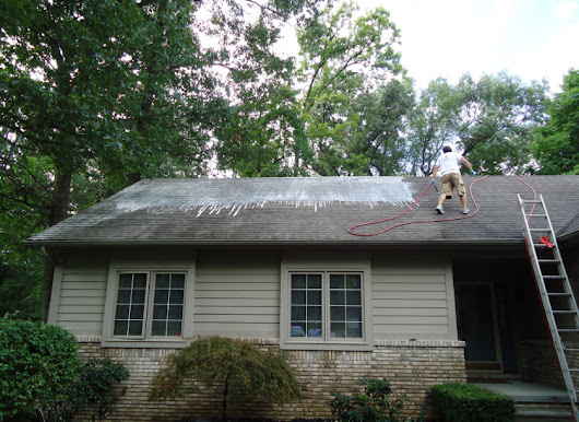 Cleaning Roof Shingles - How You Should Do It - A Grand Rapids Roofing Company