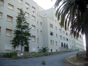 El Hospital Manuel Lois era conocido como 'El Agromán'.