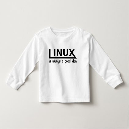Linux Toddler T-shirt