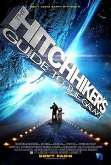 The Hitchhikers Guide To The Galaxy Film