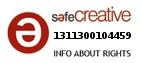 Safe Creative #1311300104459