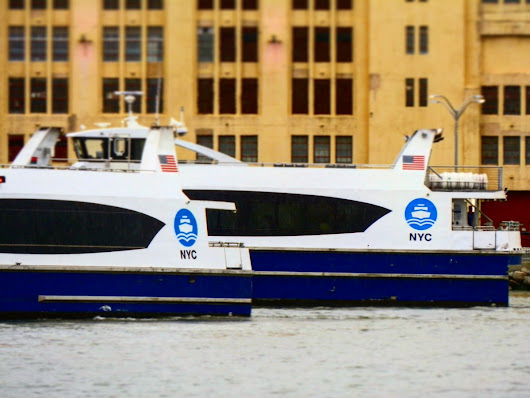 NYC Ferry's fall 2018 timetables: not rocking the boat