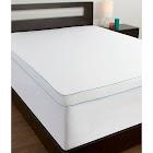 Comfort Revolution Mattress Topper Cover - White (Twin)
