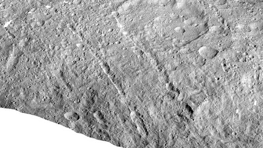 Something Is Moving Deep Under The Surface Of Dwarf Planet Ceres