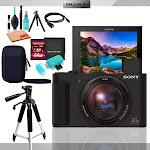 Sony Cyber-shot DSC-HX80 Digital Camera, 18.2MP BSI Exmor R CMOS Sensor, 24-720mm (35 mm Equivalent)