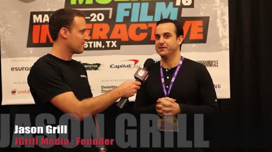 Mentors & Mischief: Interview w Jason Grill of JGrill Media