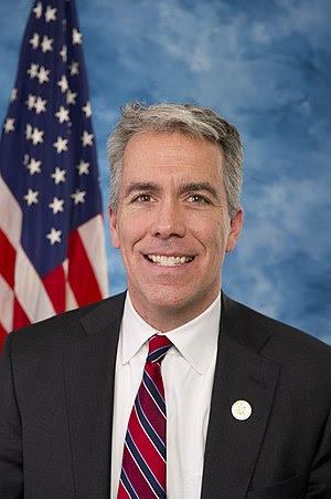 English: Portrait of U.S. Representative Joe W...