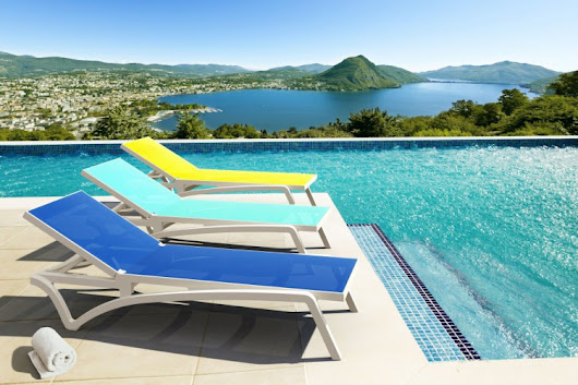 Pacific Pool Chaise Lounge is here | Outdoor Patio Blog | CozyDays
