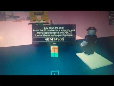 Roblox Tunnel Vision Song Id Free Roblox Toy Codes Youtube