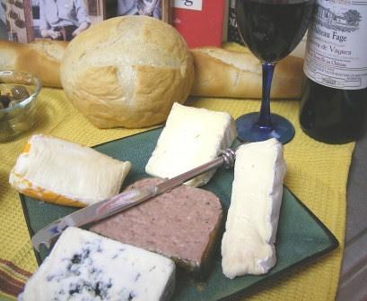 BBB Julia French Bread Dinner