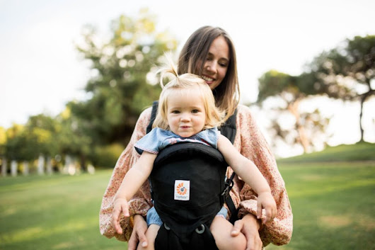 Giveaway: New Ergobaby Omni 360 Baby Carrier - Baby Birds Farm