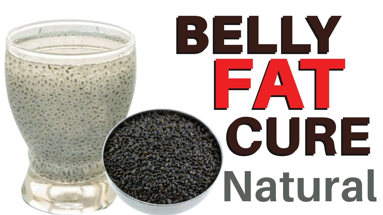 Belly Fat Cure By Natural Ways Chia Seeds For Weight Loss Smoothie Easy Trick