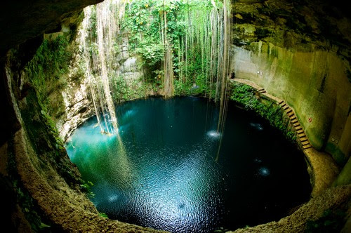 Underground Natural Spring