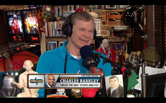 "Charles Barkley: Athletes lives are great .... ""deal with it"" - Dan Patrick Show"