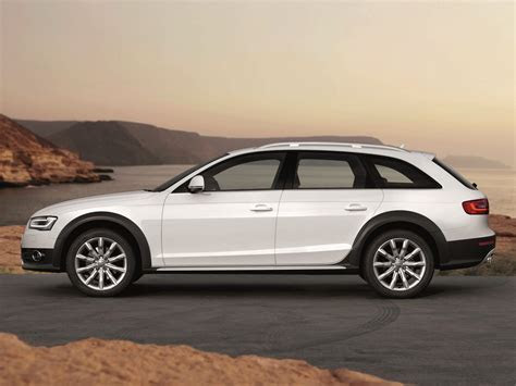 A4 allroad quattro / B8 facelift / A4 / Audi / Database / Carlook