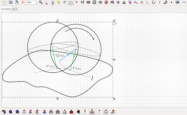 Latexdraw A Vector Drawing Editor For Latex