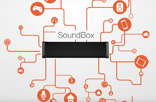 Netgem SoundBox is a Speaker with Built-in Set-Top Box Features