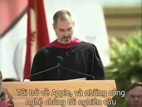 Steve Jobs Và Bài Phát Biểu Ấn Tượng