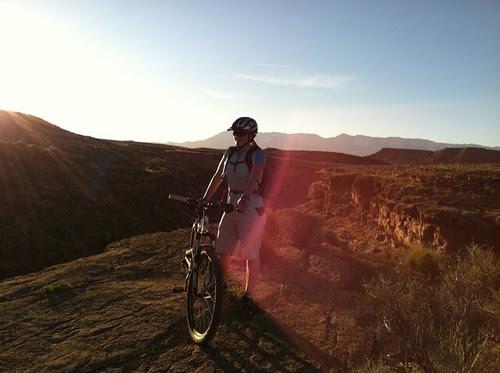 biking vista