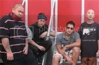 Asian gang in Gran Torino