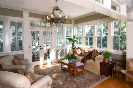 30+ Sunroom and Conservatory Design Ideas - Home Stratosphere