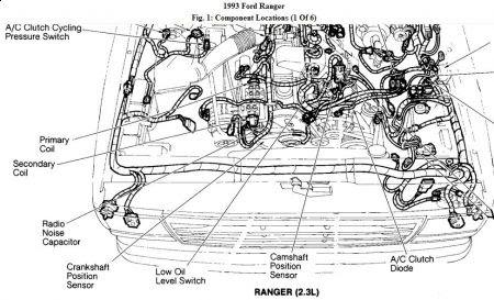 Ford 4 9l Engine Cylinder Diagram