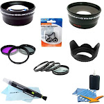 Special Essential Kit for Canon Rebel (T4i T3i T3 T2i T2 T1i ), Canon Eos (7D 60D)