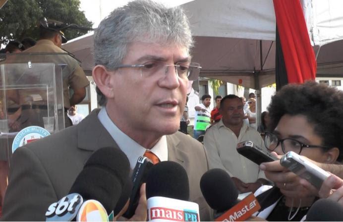 Ricardo Coutinho - Governador da Paraíba - Foto: Divulgação