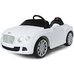 Rastar 12V Bentley GTC Ride-On - White