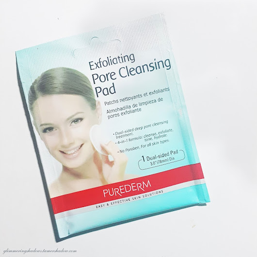 Product Review: Purederm Exfoliating Pore Cleansing Pad