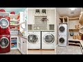decorating ideas for small laundry rooms