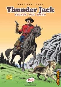 THUNDER JACK, L'EROE DEL NORD, IN ONORE DI GALLIENO FERRI