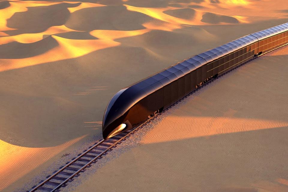 Thierry Gaugain G-Train Luxury Train Travel