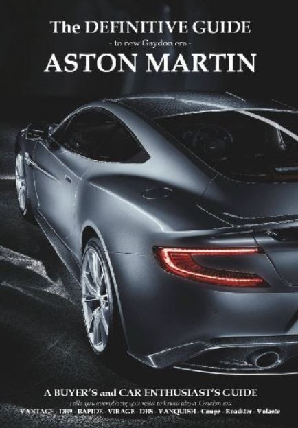 Thinking Of Buying An Aston Martin Db9 Then This Book Is For You Aston 1936