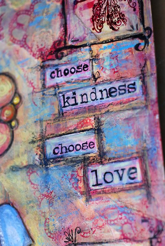 Choose Love - Detail 4